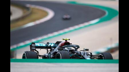 ボッタス、敗北の味を忘れたい@F1ポルトガルGP