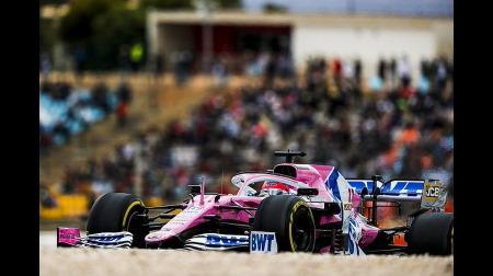 F1ポルトガルGPドライバー・オブ・ザ・デイはペレス