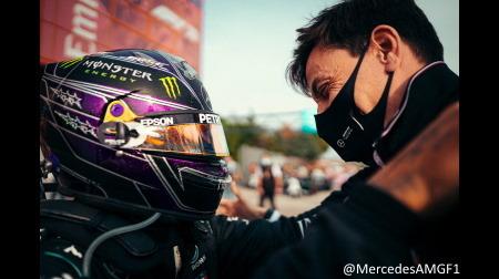 ハミルトン、F1引退を示唆?