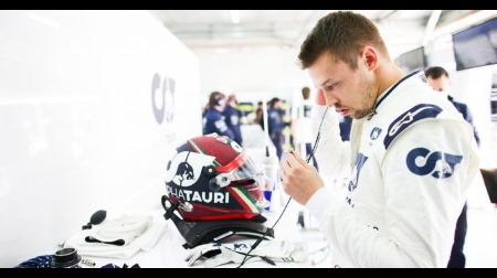 クビアト、2021年F1残留に向け語る