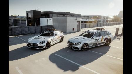 F1、セーフティカーとメディカルカーにアストンマーチンを採用か?