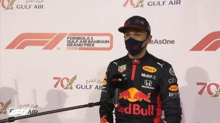 アルボン、棚ボタとはいえ3位表彰台@F1バーレーンGP