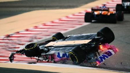 レーシングポイントのストロール、結果が出せず
