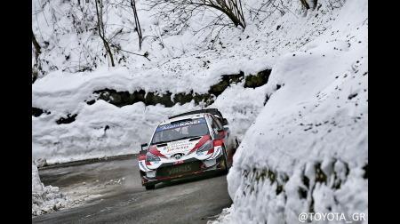 WRC第7戦モンツァDAY3結果
