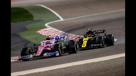 初優勝もあり得たストロールが落胆@F1サクヒールGP