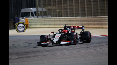 2020F1予選逆ポール選手権第16戦結果