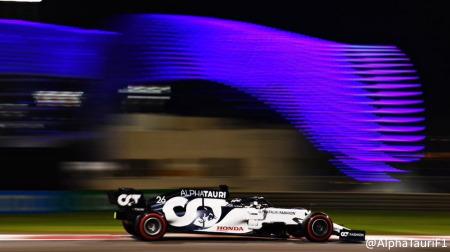 「人生最高の予選ラップ」とアルファタウリのクビアト@F1アブダビGP予選