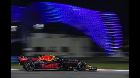 アルボン、レース内容に大満足@F1アブダビGP
