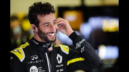 リカルド、ルノー最後のラップをファステストラップで飾る@F1アブダビGP