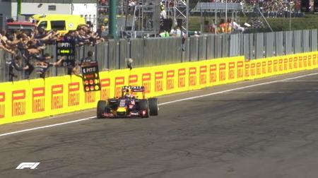 クビアト、実質F1引退?