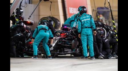 タイヤ取り違えの規則整備やレース時間の短縮などF1競技規則が一部変更に