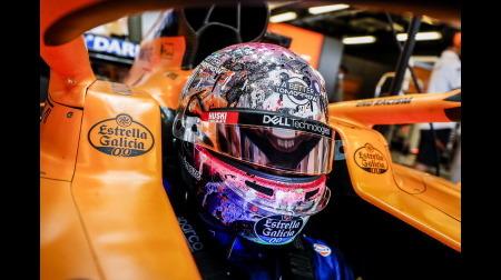 F1ドライバーのヘルメットデザインに関する規則が厳格化へ
