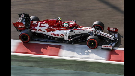 F1デビュー2年目のジョビナッツィ、成長の跡を見せる