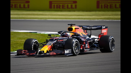 F1マシンとレーキコンセプト