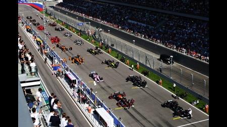 2021年からヨーロッパでのF1レーススタート時刻が1時間繰り上がりへ