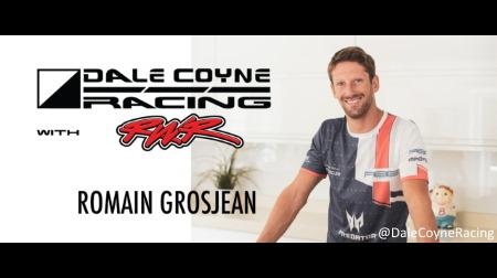 グロージャン、インディカーシリーズ2021参戦