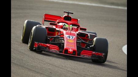 ミック・シューマッハ、約束された2年後のフェラーリ移籍か?