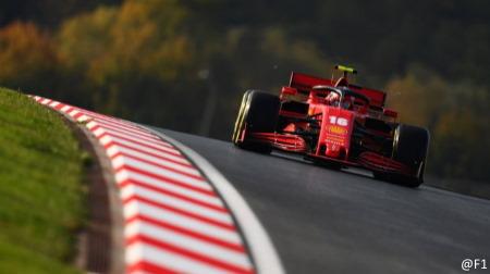 F1公式、フェラーリ躍進の根拠を羅列