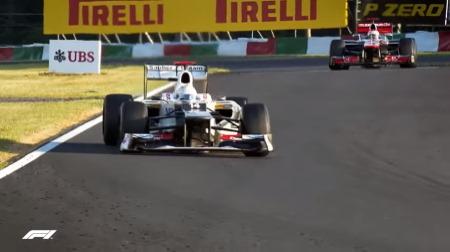 F1ドライバーの前歴トップ10