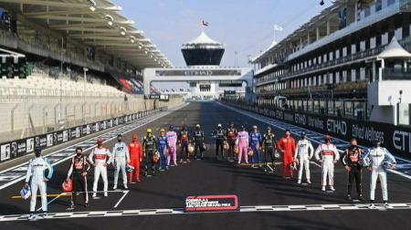 F1ドライバー達のアイドル