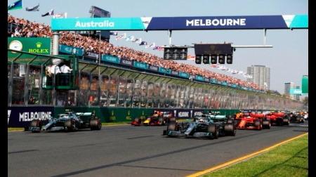F1オーストラリアGP@アルバートパークサーキットの改修内容が明らかに