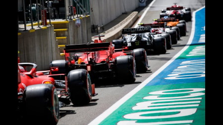 F1オーストリアGP、アメリカでの視聴者が予想以上に多かった