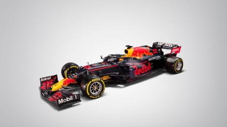レッドブルRB16B公開@F1新車発表2021