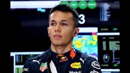 アルボン、F1シート喪失後の初インタビュー?