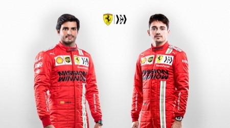 フェラーリ、2021チームローンチ