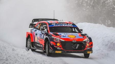 2021WRC第2戦フィンランドDAY1結果
