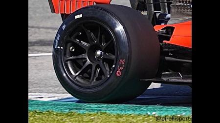 F1に求められるタイヤの仕様とは?