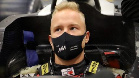 マゼピン、F1デビューシーズンへの抱負を語る