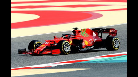 フェラーリ、新型PUで1周あたり0.1秒の向上