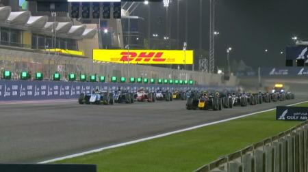 2021F2開幕戦バーレーン決勝レース2結果