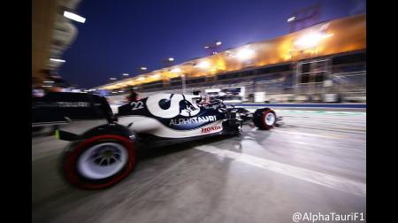 アルファタウリの角田コメント@F1バーレーンGP予選