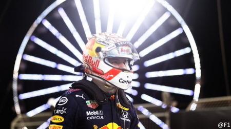レッドブルのフェルスタッペンコメント@F1バーレーンGP予選