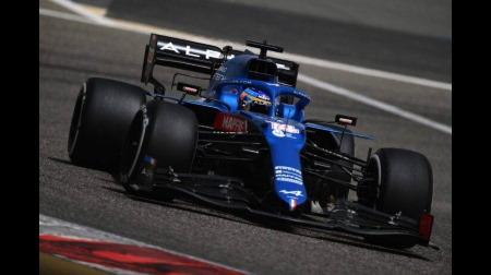 アルピーヌのアロンソコメント@F1バーレーンGP予選