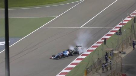 ベッテルにペナルティ@F1バーレーンGP決勝