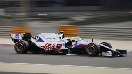 マゼピン、デビューレースの予選について話す@F1バーレーンGP