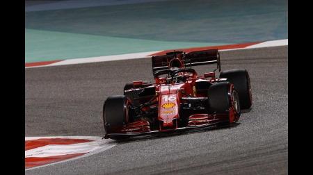 フェラーリのビノット、マシンの進歩を確認