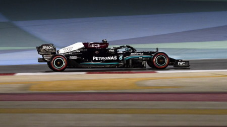 F1に馴染んだHALO