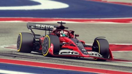 次世代F1マシンの話題