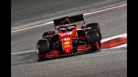 フェラーリ、車体の改善は明らか