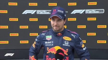 レッドブルのペレスコメント@F1エミリア・ロマーニャGP予選