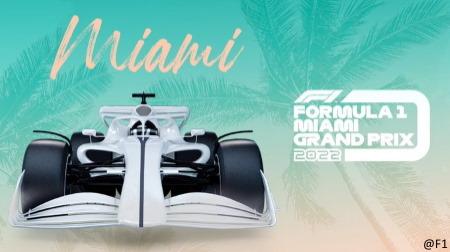 2022年からF1マイアミGP開催