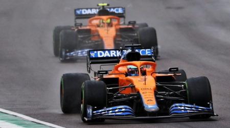 マクラーレンのリカルドコメント@F1エミリア・ロマーニャGP