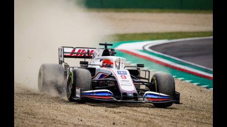 ハースのマゼピンコメント@F1エミリア・ロマーニャGP