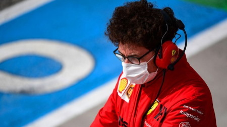 フェラーリ代表ビノット、来期マシンの開発について語る