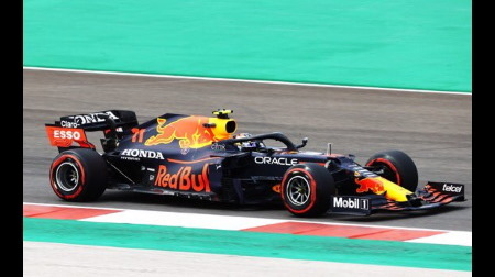 レッドブルのペレスコメント@F1ポルトガルGP予選