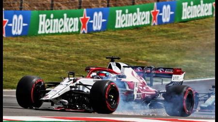 アルファロメオのライコネンコメント@F1ポルトガルGP